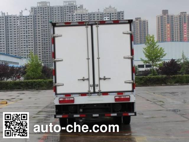 Shacman SX5040XXYBEV6 electric cargo van