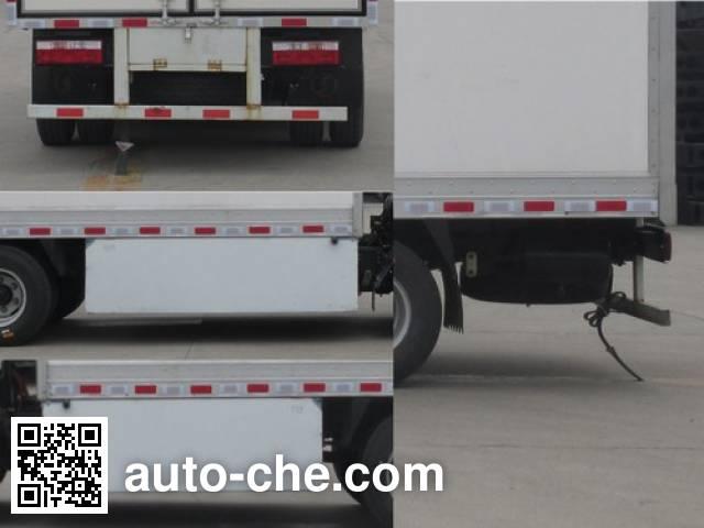 Shacman SX5070XXYBEV1 electric cargo van
