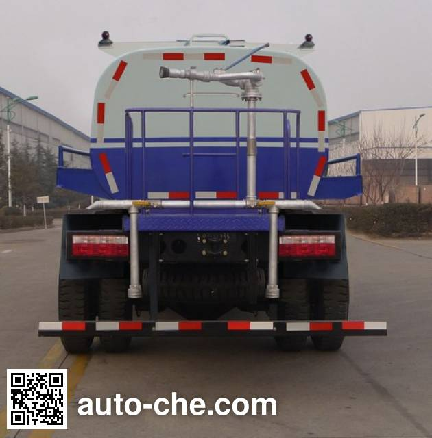 Shacman SX5120GPSGP4 sprinkler / sprayer truck