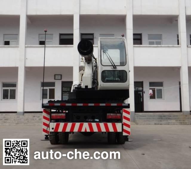 Shacman SX5165TZJGP3 drilling rig vehicle