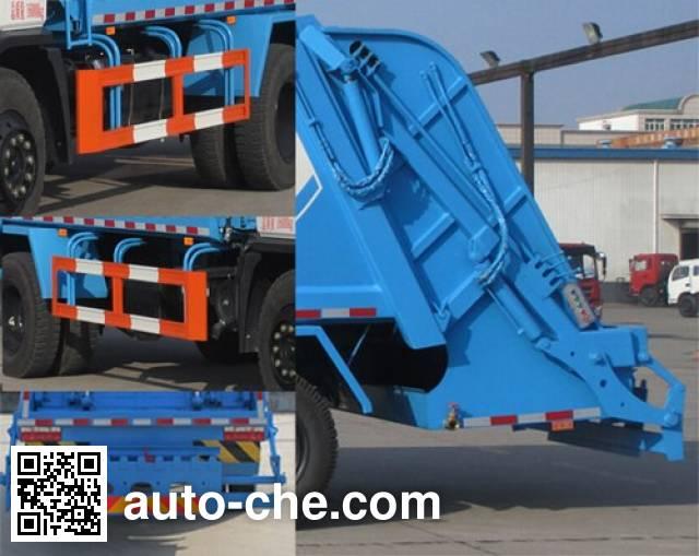 Shacman SX5166ZYSGP4 garbage compactor truck