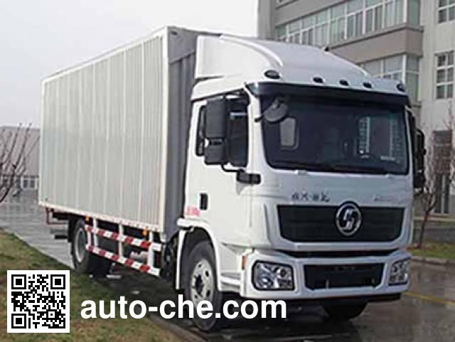 Shacman SX5180XYKLA6212 wing van truck