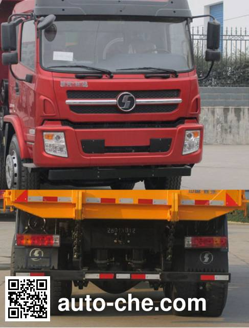 Shacman SX5181CCYGP5 stake truck
