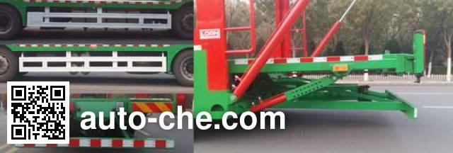 Shacman SX5210TCLMC9 car transport truck