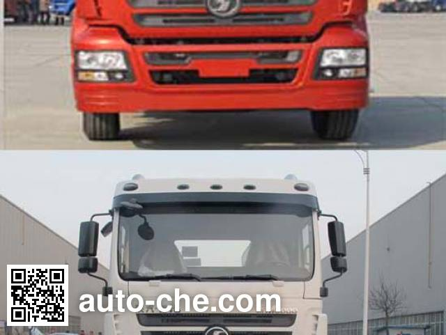 Shacman SX5250GGHHB434 dry mortar transport truck