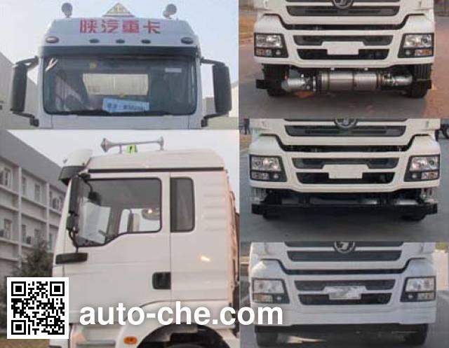 Shacman SX5250GYYMB4 oil tank truck chassis