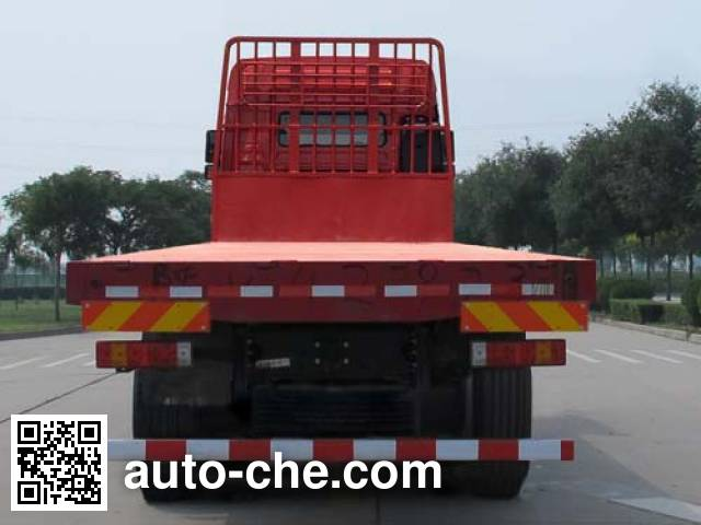 Shacman SX5250TPBMA703 flatbed truck