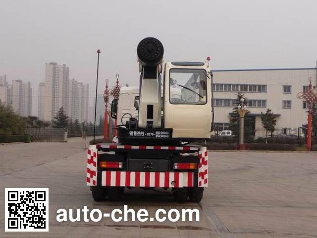 Shacman SX5250TZJMP3 drilling rig vehicle