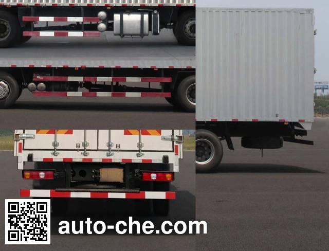 Shacman SX5250XYKXA9 wing van truck