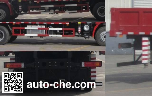 Shacman SX5251JSQMP5 truck mounted loader crane