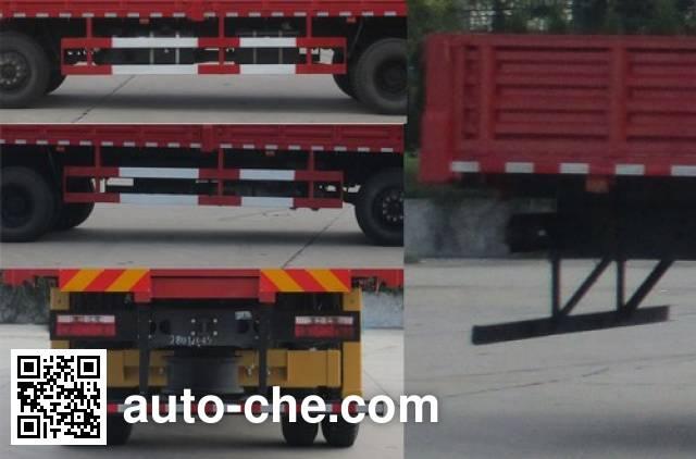 Shacman SX5254JSQGP4 truck mounted loader crane