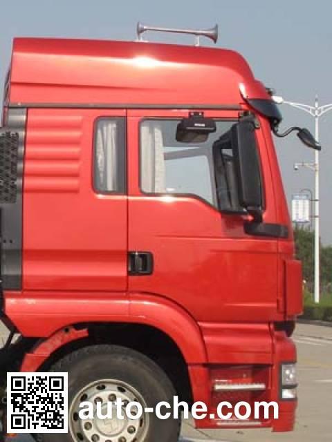 Shacman SX5255GJYHK469 fuel tank truck
