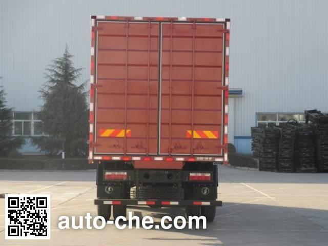 Shacman SX5258XXYGP5 box van truck