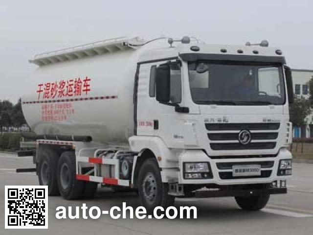 Shacman SX5256GGHMM434 dry mortar transport truck