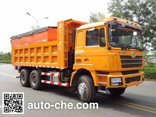 Shacman SX5256TCXDT434 snow remover truck