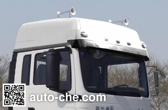 Shacman SX5256ZXXMM434 detachable body garbage truck