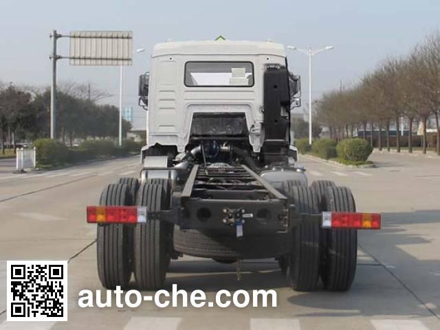 Shacman SX5310GYYMB6 oil tank truck chassis