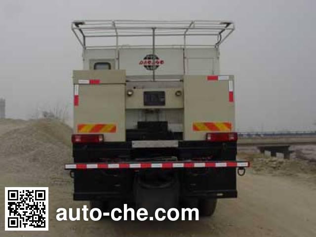 Shacman SX5315XJFC slurry seal coating truck