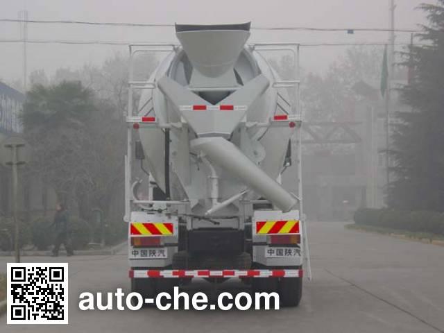 陕汽牌SX5316GJBJT326混凝土搅拌运输车
