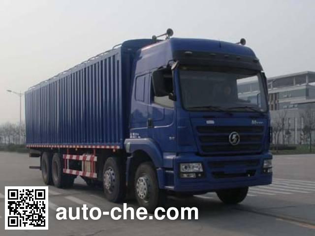 Shacman SX5317CPYGL456 soft top box van truck