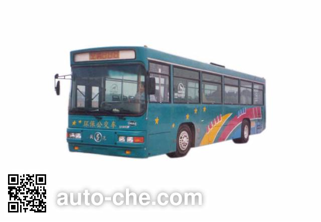 Shacman SX6112F luxury city bus