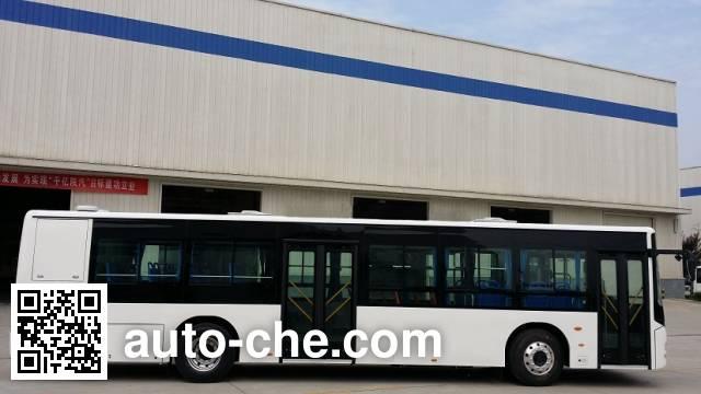 Shacman SX6120GJCHEVN hybrid city bus