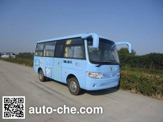 Shacman SX6600BEV electric bus