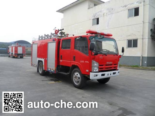 Chuanxiao SXF5100GXFPM30 foam fire engine