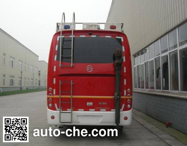 Chuanxiao SXF5110XXFTZ1000 communication fire command vehicle