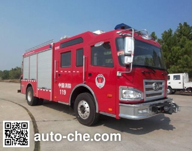 Chuanxiao SXF5140TXFJY100CA пожарный аварийно-спасательный автомобиль