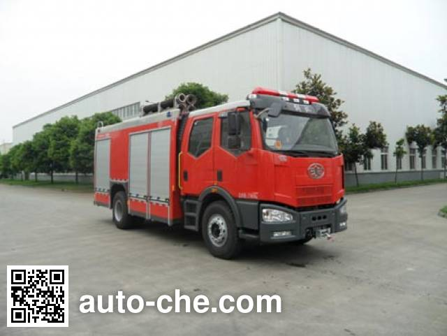 Chuanxiao SXF5180GXFPM60/J foam fire engine