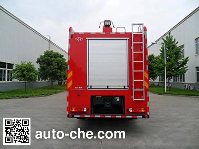 Chuanxiao SXF5240GXFGF60/IV пожарный автомобиль порошкового тушения