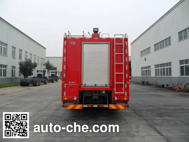 Chuanxiao SXF5270GXFPM120/IV foam fire engine