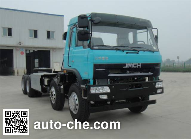 JMC SXQ3310GJ5N2-5 dump truck chassis