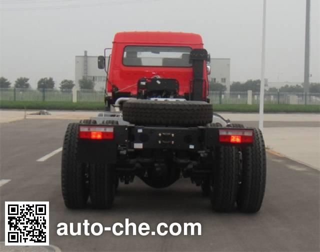 JMC SXQ3310GJ5N3-5 dump truck chassis