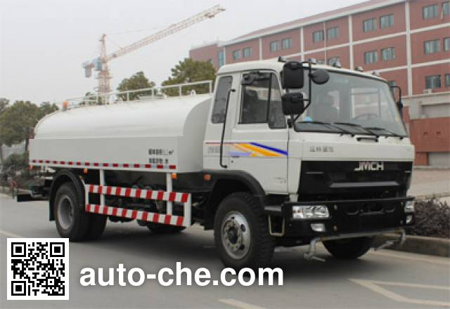 JMC SXQ5160GSS-4 sprinkler machine (water tank truck)