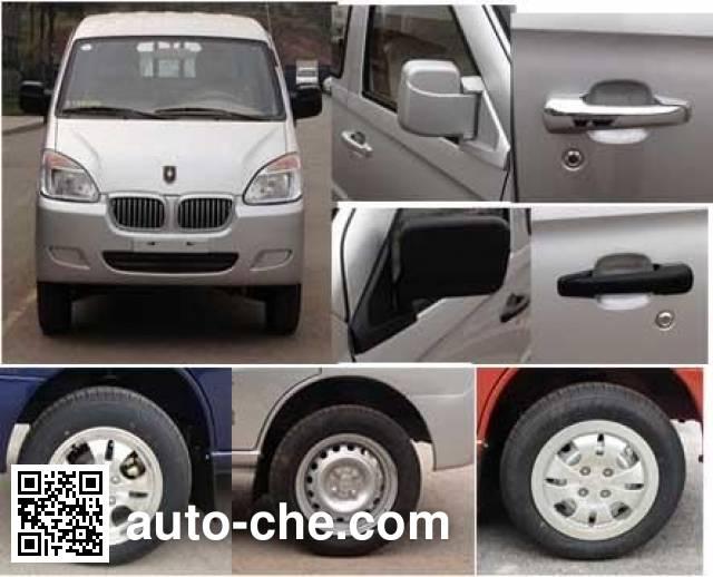 Jinbei SY1020LC5AJ chassis