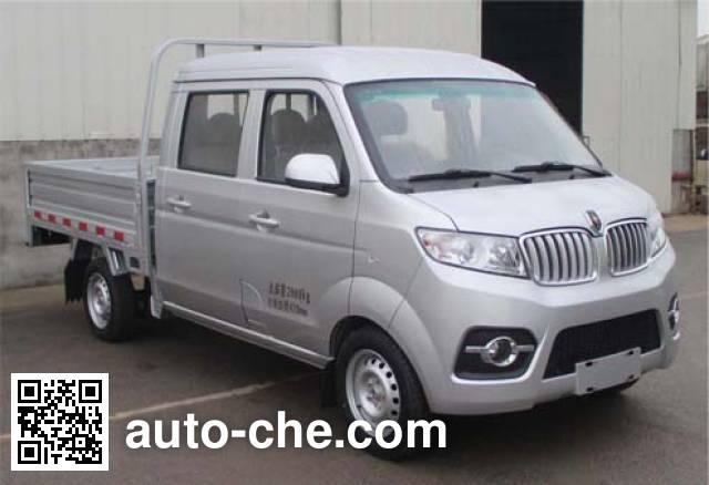 Jinbei SY1020LC6TAP dual-fuel cargo truck