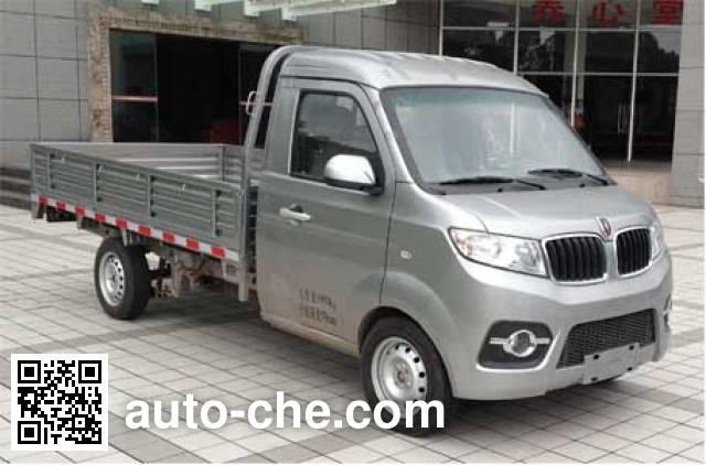 Jinbei SY1020YC4TAP dual-fuel cargo truck