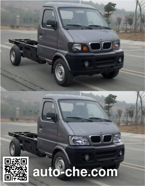 Jinbei SY1027AADX7LEL dual-fuel light truck chassis