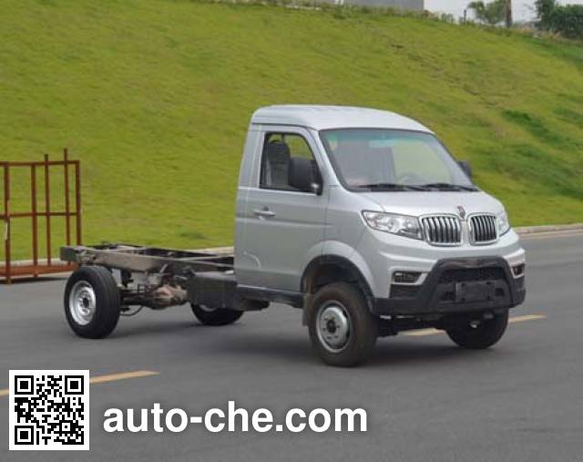 Jinbei SY1021YC6AT chassis