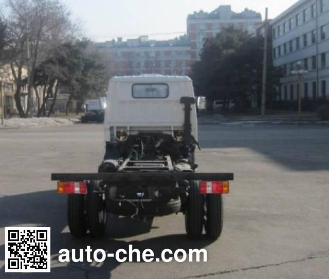 Jinbei SY1035DW2ZA шасси