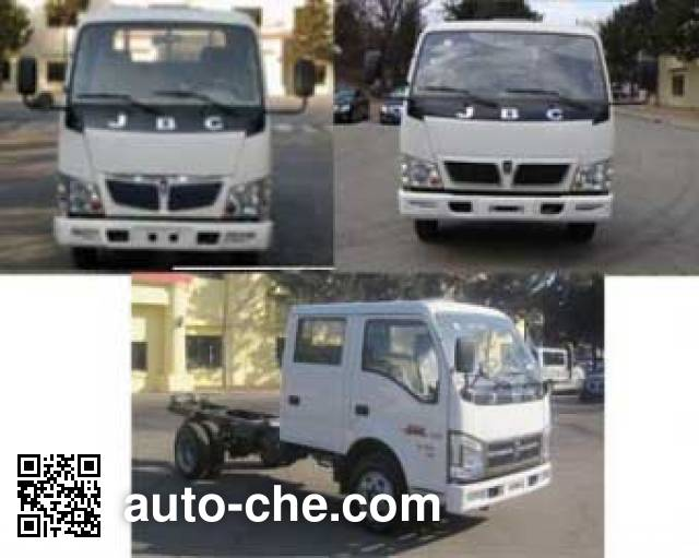 Jinbei SY1024SD2L шасси