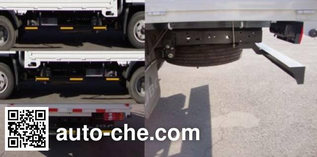Jinbei SY1045HZES cargo truck