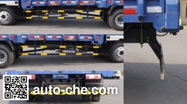 Jinbei SY1104BREARQ cargo truck