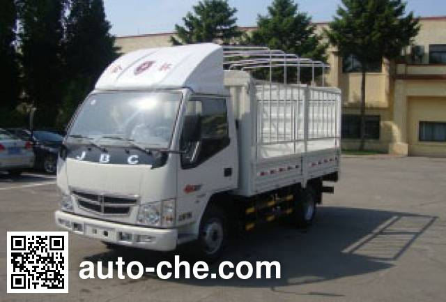 Jinbei SY2315CS9N low-speed stake truck