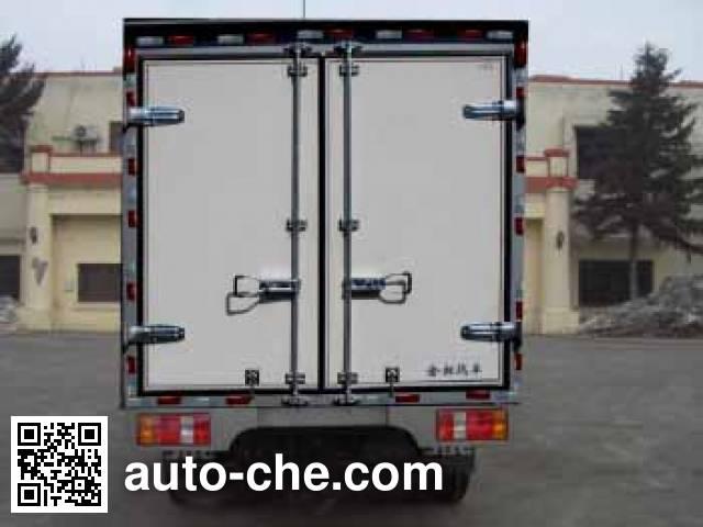 Jinbei SY2315WX8N low-speed cargo van truck