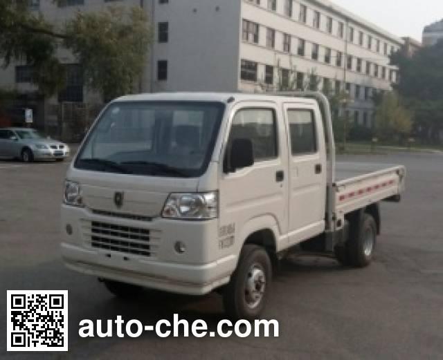 Jinbei SY2820WD1N low-speed dump truck
