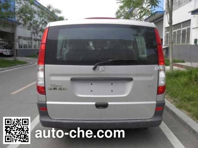 Jinbei SY5030XSW-B5ZBV business bus