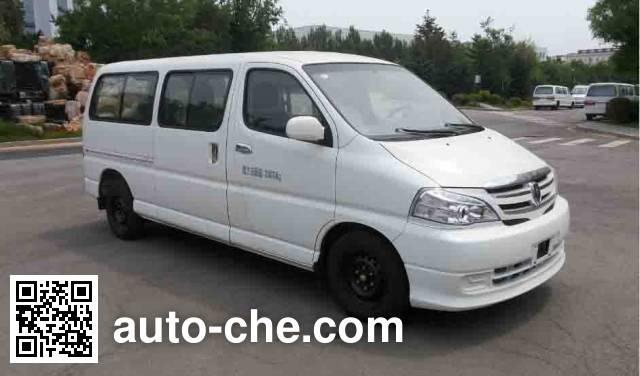 Jinbei SY5031XBYL-D4S1BG29 funeral vehicle